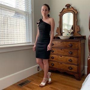 David's Bridal Black Dress, Size 2